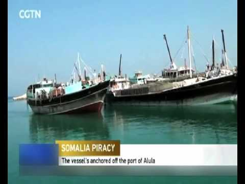 Somalia pirates demand a ransom for the release of hijacked oil tanker-NBC
