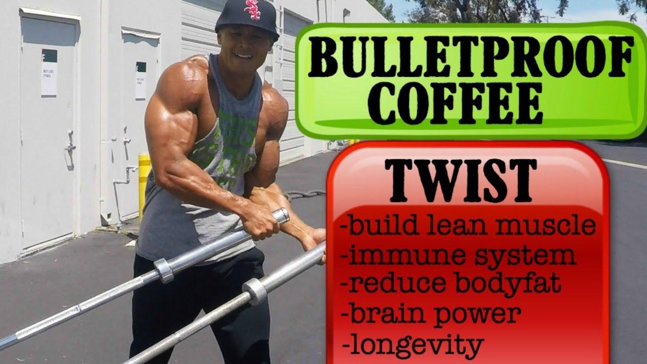 Bulletproof coffee weight loss