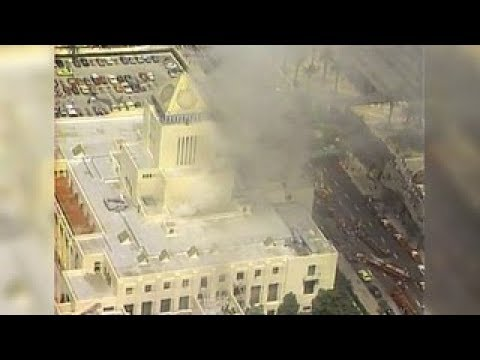 KTTV 70: Remembering the 1986 L.A. Central Library fire