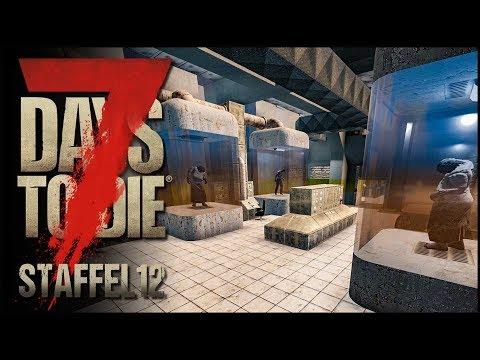 Zombie Labor - 7 Days to Die S12E87 [Gameplay German Deutsch]