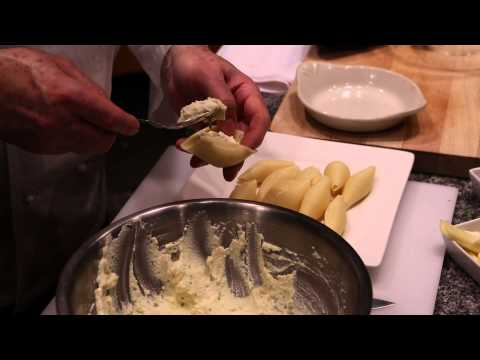 Creamy, Ricotta-Stuffed Shell Filling : Italian Recipes