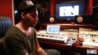 Producers Place: Chrishan (Making of Adrian Marcel - 2 AM / Diggy Simmons - Ain
