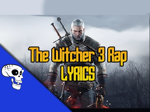 """The Witcher III Rap LYRIC VIDEO by JT Music - """"Your Head Will Be Mine"""""""