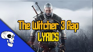 "The Witcher III Rap LYRIC VIDEO by JT Machinima - ""Your Head Will Be Mine"""