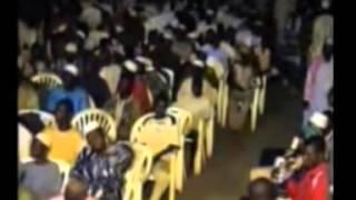 USTAZJAMIU WITH ISLAMIC SCHOLARS ON IPADABO JESU IN IWO OSUN STATE