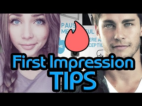 8 Practical First Impression Techniques - How to impress your crush, a boss, and a whole crowd!
