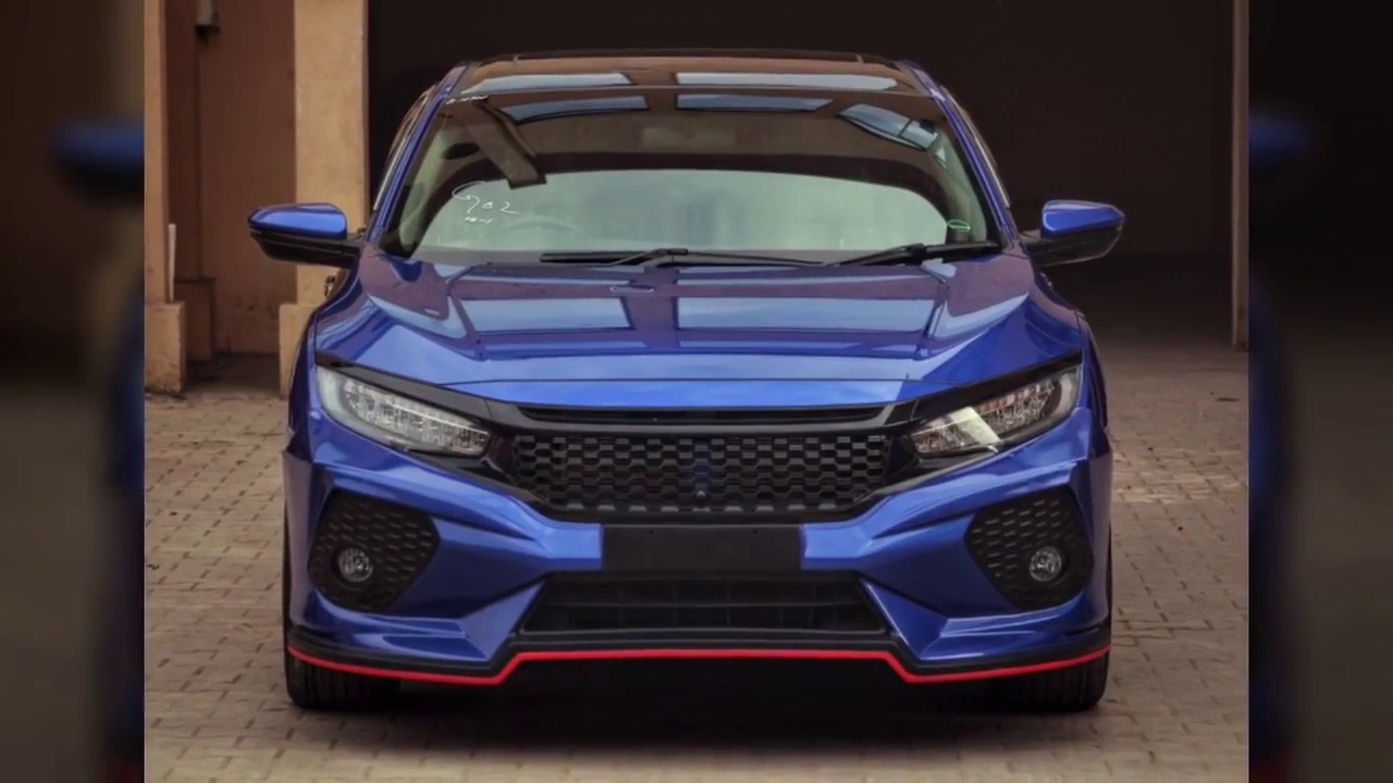 2017 Civic X 1 8 Modified From Stan