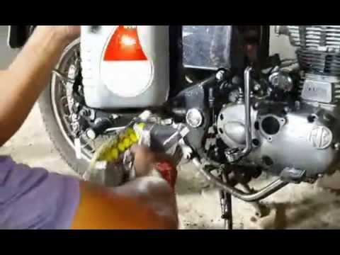 Royal Enfield Bullet Engine Service Complete [ hindi ]