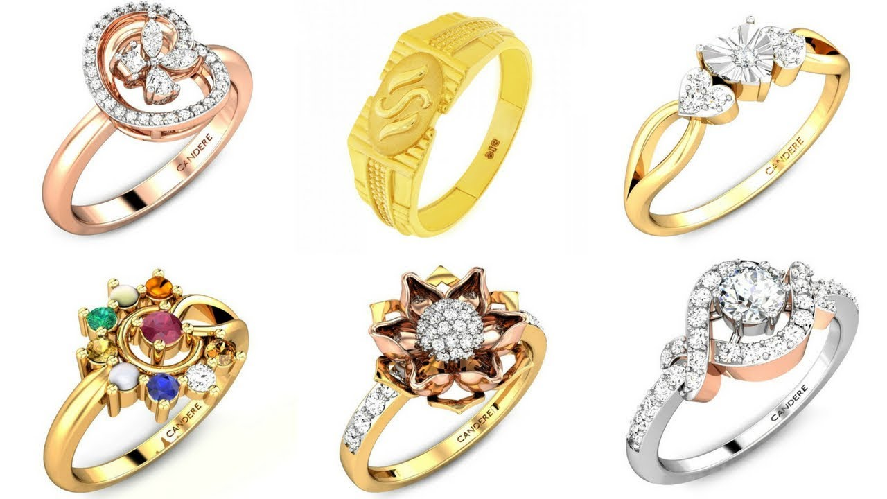 Kalyan Jewellers Ring Collections Online Ping Designs