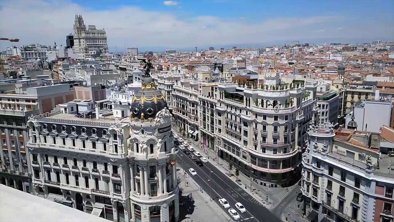 Terrazas En Madrid Círculo De Bellas Artes Palacio Cibeles
