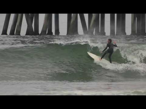 Surf HB Pier   May 25th   2017 (Raw Cut)