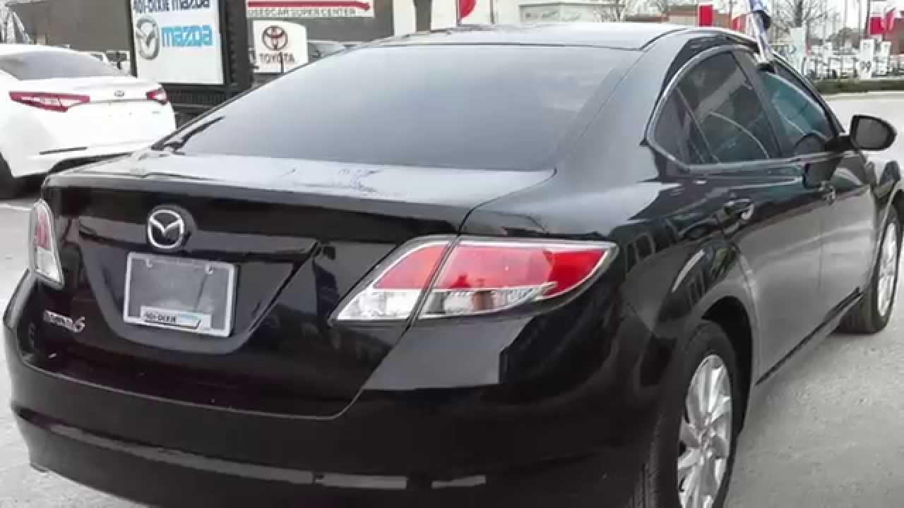 2013 Mazda6 GT - Black Beauty at 401-Dixie Mazda in Mississauga ...