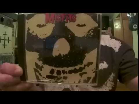 Hollywood Babylon-drum vocal cover from the-Misfits-off there-Plan 9-release-