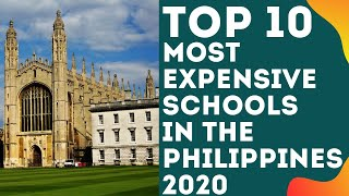 Most And Least Expensive Colleges In The Philippines