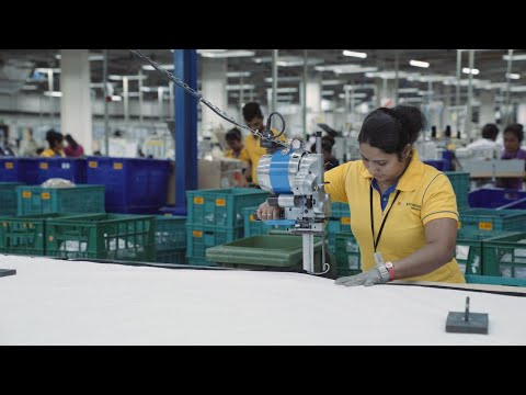 Changing Lives Fighting Inequality — MAS Holdings