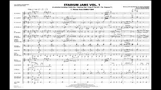 Stadium Jams - Vol. 1 arranged by Michael Brown