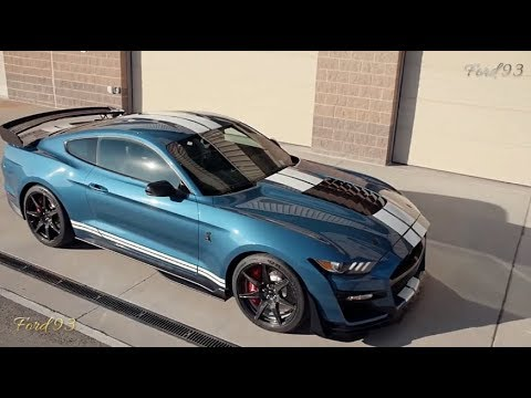 New 2019-2020 Ford Mustang Shelby GT500 Next Reviews