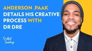 Anderson Paak Details His Creative Process With Dr. Dre On Oxnard Soulful Cut