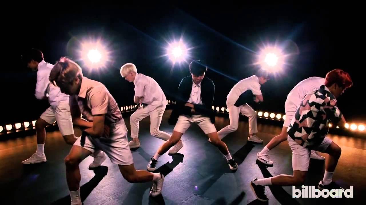BTS Performs 'I Need U': Exclusive @ Billboard Studios