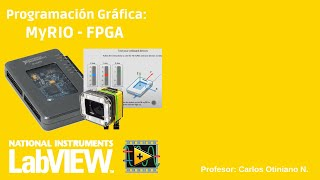 Labview MYRIO - Webcam + Vision
