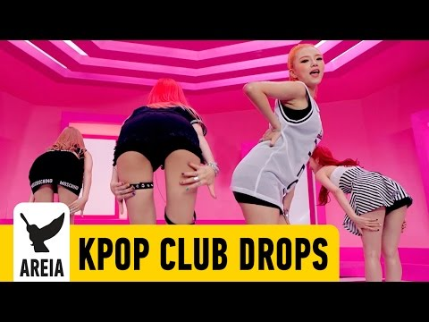 KPOP Sexy Girl Club Drops Vol. V May 2016 (AOA RAINBOW 4MINUTE APINK) Trance Electro House Trap