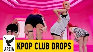 KPOP Sexy Girl Club Drops Vol. V May 2016 (RAINBOW 4MINUTE APINK) Trance Electro House Trap Korea