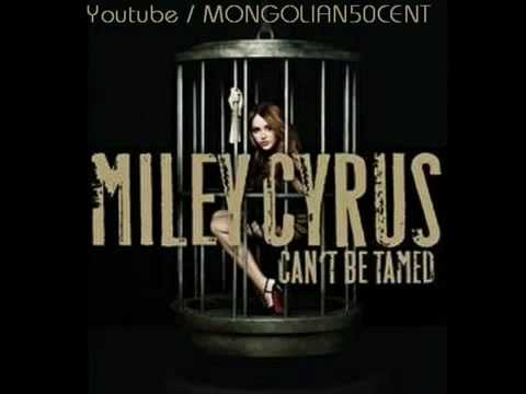 Miley Cyrus   Can't Be Tamed   New Song 2010 HOT download