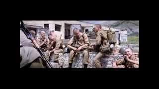 "Трейлер ""9 РОТА"" 2014 год (Музыка Hans Zimmer ""Пираты карибского моря"") монтаж Максим Гольдберг"
