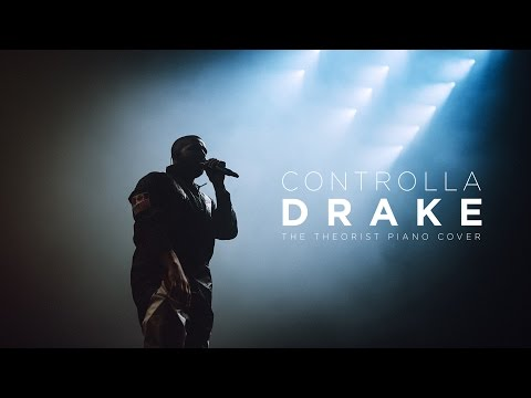 Drake - Controlla   The Theorist Piano Cover (Audio Only)