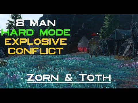 8M HM Zorn & Toth - Explosive Conflict - Www.Hayete.net