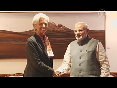 Глава МВФ: Индия - луч света в мировой экономике (новости)