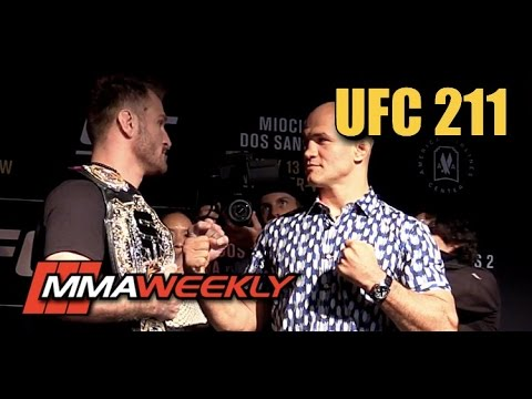 UFC 211: Miocic vs. dos Santos 2 fight card, how to watch and start time