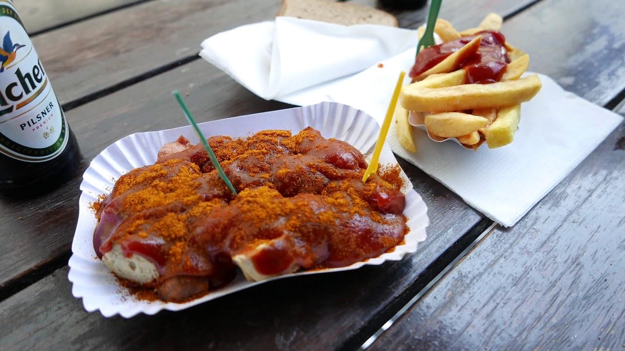 Currywurst Mannheim
