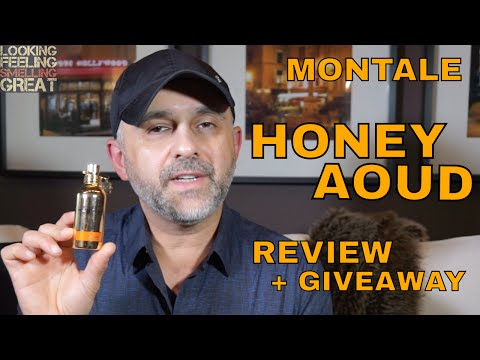 Montale Honey Aoud Fragrance Review + 100ML Bottle USA Giveaway