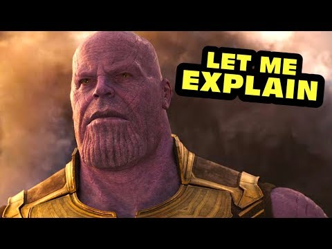 Avengers Infinity War Explained in 5 Minutes