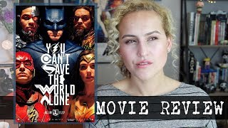 Justice League (2017) Movie Review | ROLL CREDITS