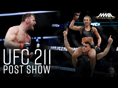 UFC 211 Post-Fight Show - MMA Fighting
