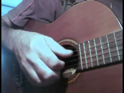 Unchained Melody - for solo acoustic guitar