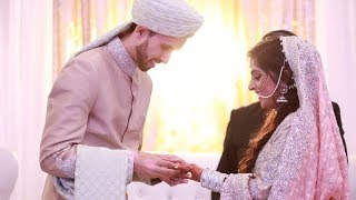 Amna weds Nabil- August 26th 2017