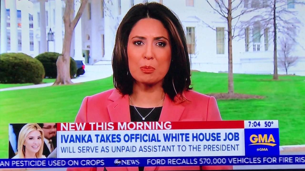 Image result for cecilia vegas abc news White House Correspondent
