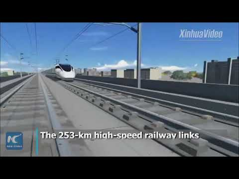Mega project! Construction of Thailand-China railway to start