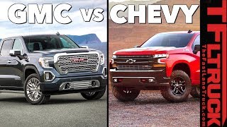2019 GMC Sierra 1500: Top 7 ways it's different from the Chevy Silverado