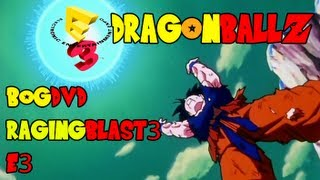 Dragon Ball Z - Battle of Gods DVD, Raging Blast 3, E3 Prediction, Pokemon Z (E3M13)
