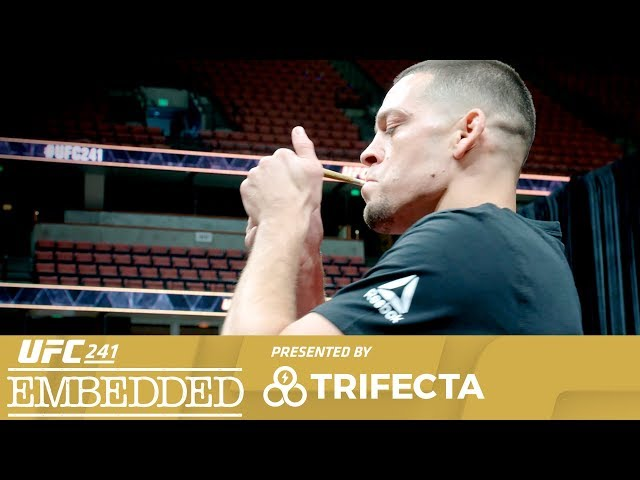 UFC 241 Embedded: Vlog Series - Episode 5