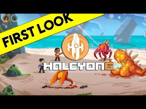 First Look At: Halcyon 6