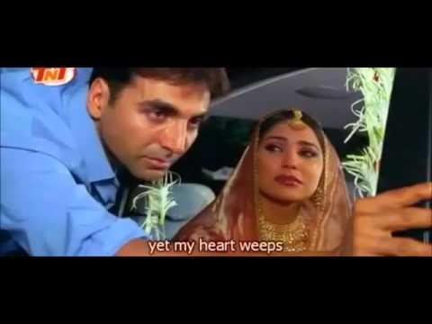 Andaaz Emotional Love Scene of Separation.mp4