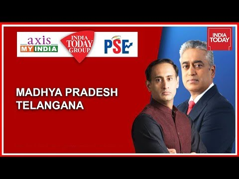 Tracking Political Mood Of Madhya Pradesh & Telangana | Political Stock Exchange
