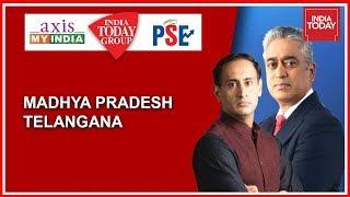 Tracking Political Mood Of Madhya Pradesh & Telangana | Political Stock Exchange