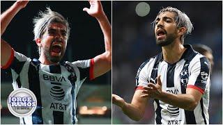 PUROS MILLONES Rodolfo Pizarro tiene condiciones para salir de Rayados | Jorge Ramos y Su Banda