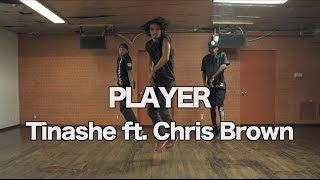 Player - Tinashe ft. Chris Brown - Choreografia by Alexander Chung